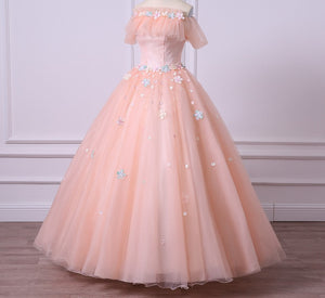 Fairy Quinceanera Dress