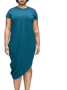 Fashion Women Plus Size Dress