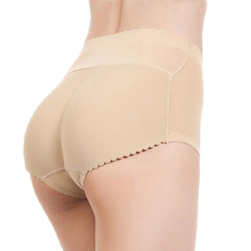 Hot Shaper Sexy Boyshort Panties Woman Fake Ass Underwear Push Up Padded Panties Buttock Shaper Butt Lifter Hip Enhancer