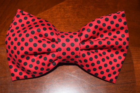 Red Dragon  Bow Tie