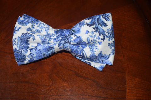 The Blue Skylight  Bow Tie