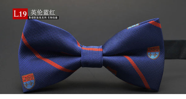 GUSLESON NEW Dot Bow Tie Wedding Bowtie Noeud Papillon Boys & Girls Polyester Silk Pajaritas Cravat Bowties Female Male Neckwear - NaomisStore.com
