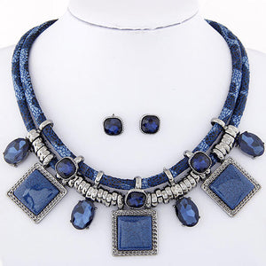 Jewelry Sets Crystal For Women
