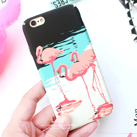 lamingo Cartoon Phone Case - NaomisStore.com