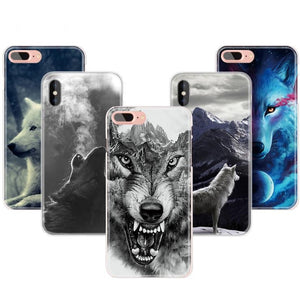 Wolf Animal Iphone Case