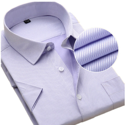 Turn-Down Collar Dress Shirt