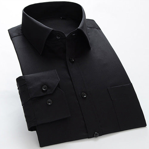 Cotton Comfortable Slim Fit Formal Shirt - NaomisStore.com