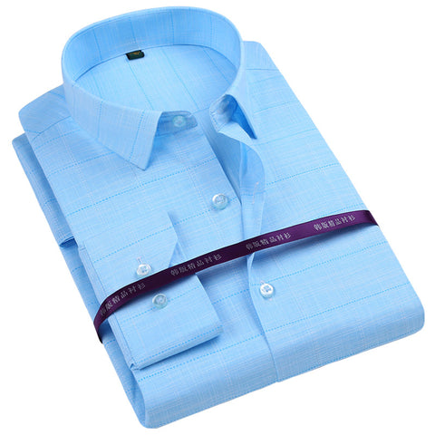 Regular Fit Business Dress Shirts
