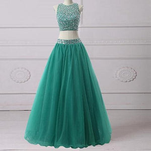 Luxury Two Piece Quinceanera Dresses