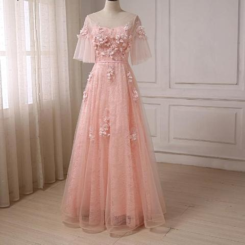 Elegant Prom Party Evening Dress