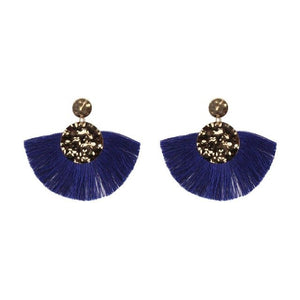 Bohem Statement Earrings For Women Jewelery