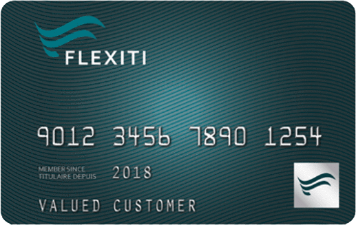 flexiti card