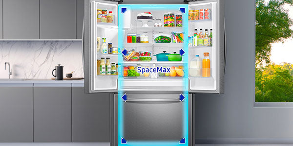 Large Capacity (SpaceMax Technology™)