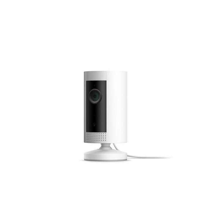 Ring Wired Indoor 1080p HD IP Camera White - 8SN1S9-WFC0