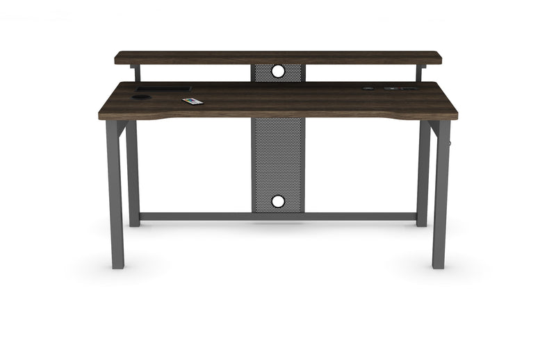 Wyden Desk - Rustic Brown