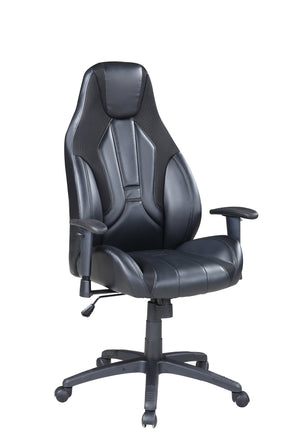 Zane Executive Gaming Chair - Black
