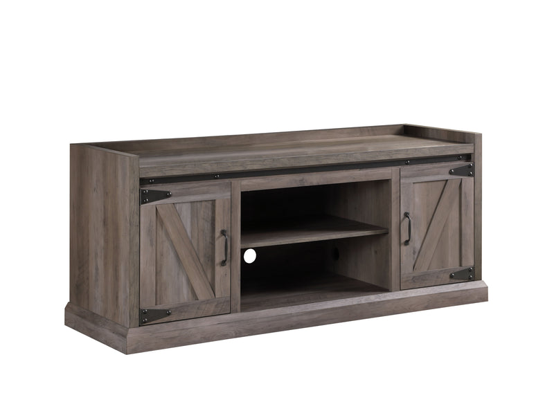 Roane TV Stand - Light Washed Plank