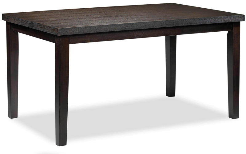 Toby Dining Table - Espresso