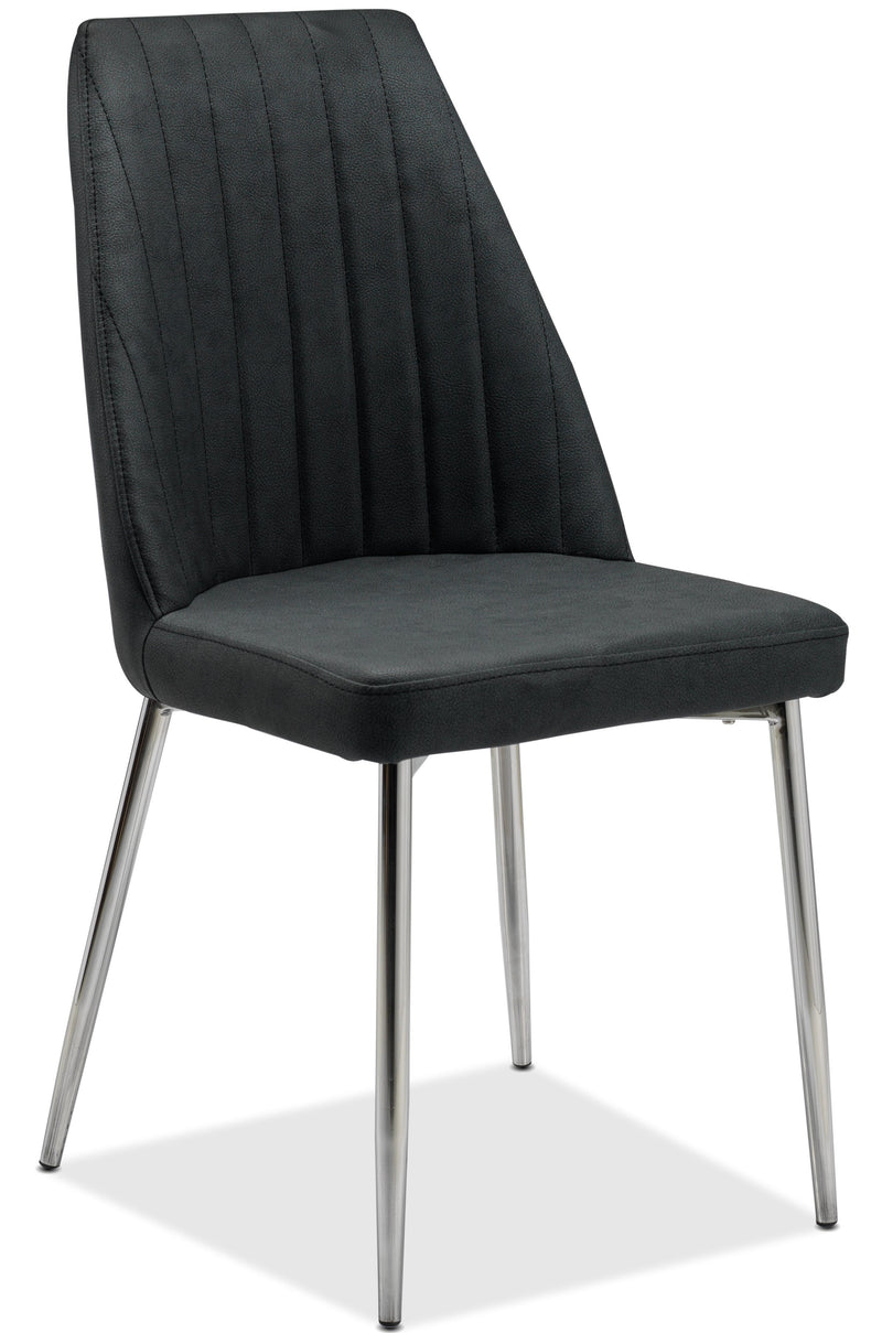 Kattie Side Chair - Grey