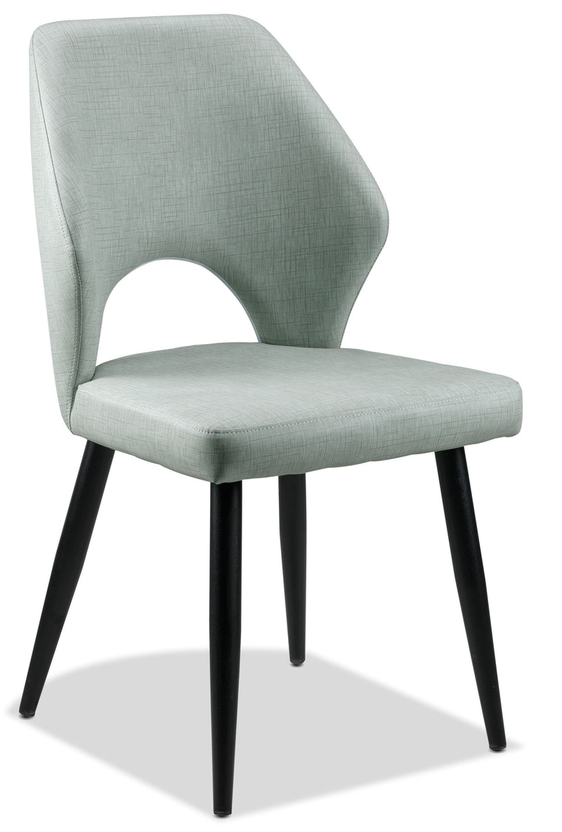 Billy Side Chair - Aqua