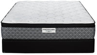 Kingsdown Caldwell Cushion Firm Queen Mattress and Boxspring Set