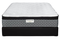 Kingsdown Dionne Plush Full Mattress and Boxspring Set