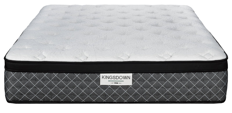 Kingsdown Foster Cushion Firm Queen Mattress