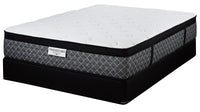 Kingsdown Foster Cushion Firm Queen Mattress and Boxspring Set
