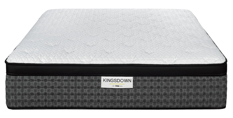 Kingsdown Issac Plush Queen Mattress