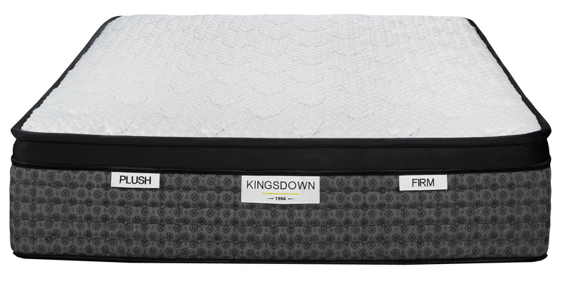 Kingsdown Liberty Plush Queen Mattress