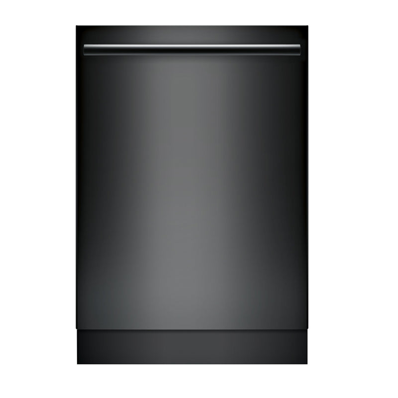 "Bosch 100 Series Black 24"" Dishwasher - SHXM4AY56N"