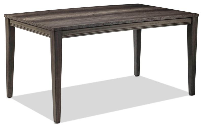 Sun Valley Dining Table - Greystone