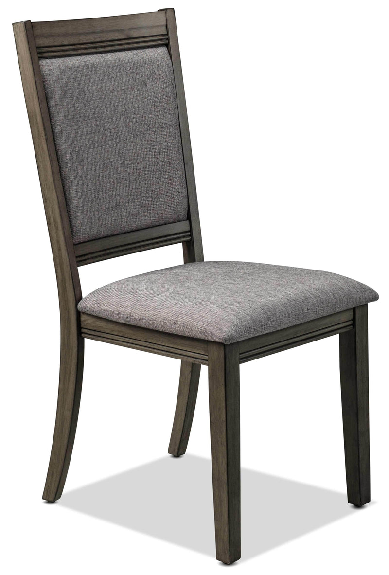 Sun Valley Side Chair - Greystone