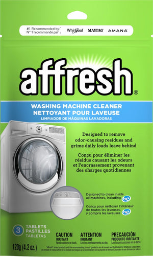 Affresh Washer Cleaner (3 tablets) - W10135699