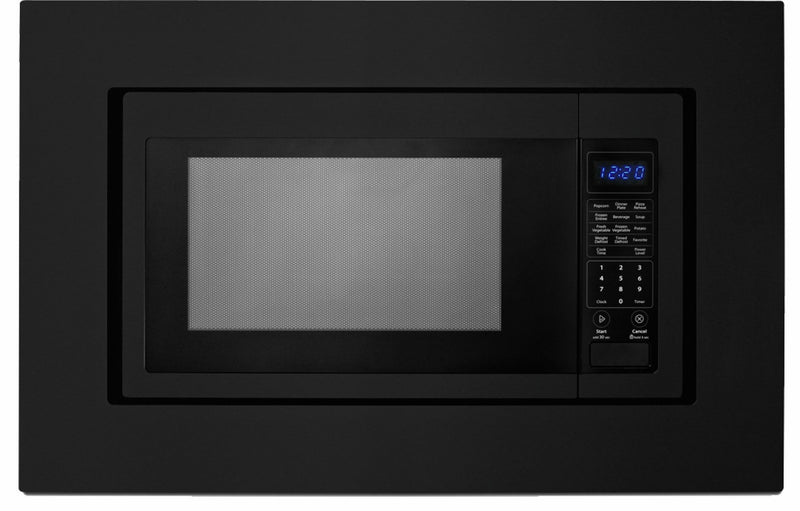 Unbranded Black Countertop Microwave Trim Kit (27 inch.) - MK2167AB