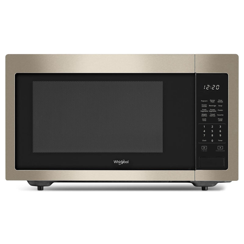 Whirlpool Sunset Bronze Counter-top Microwave (1.6 Cu. Ft.) - YWMC30516HN