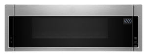 Whirlpool Stainless Steel Over-the-Range Microwave and Hood Combination (1.1 Cu. Ft.) - YWML55011HS