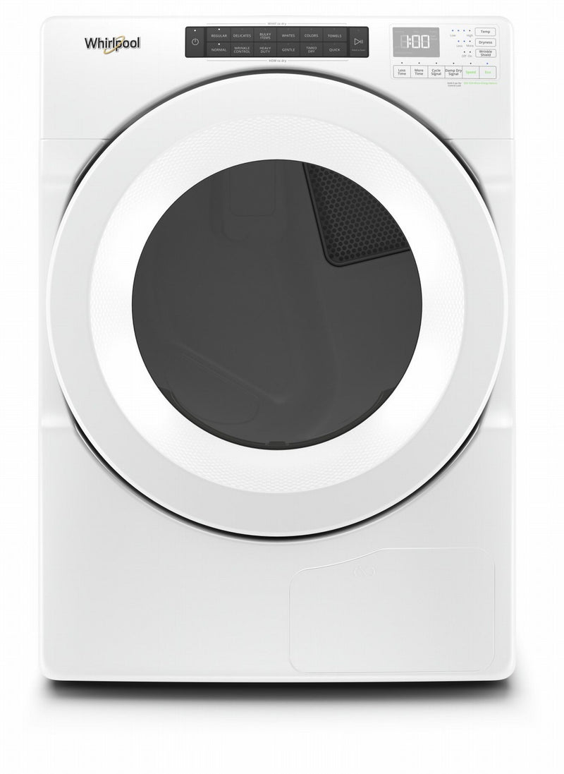 Whirlpool White Heat Pump Dryer (7.4 Cu.Ft.) - YWHD560CHW