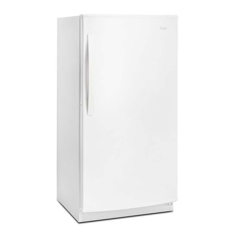 Image of Whirlpool White Upright Freezer with Frost-Free Defrost (15.7 Cu.Ft) -WZF57R16FW