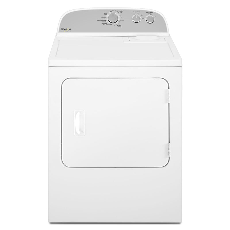 Whirlpool White Electric Dryer (7.0 Cu.Ft.) - YWED4815EW
