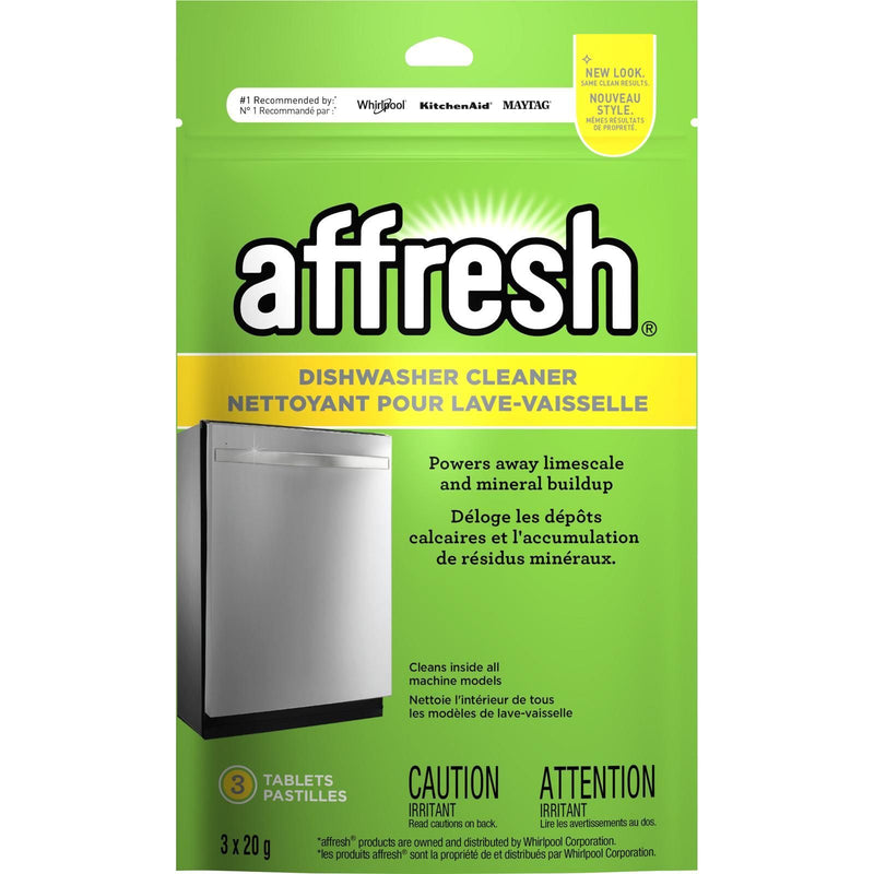 Affresh Dishwasher Cleaner (3 tablets) - W10288149B