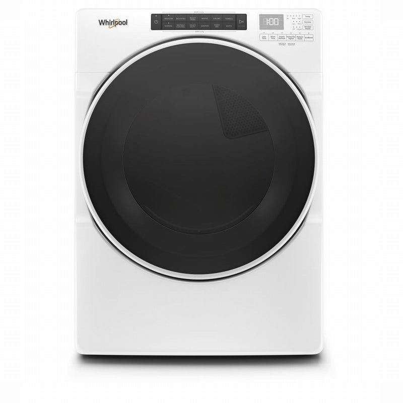 Whirlpool White Gas Dryer (7.4 Cu.Ft.) - WGD6620HW