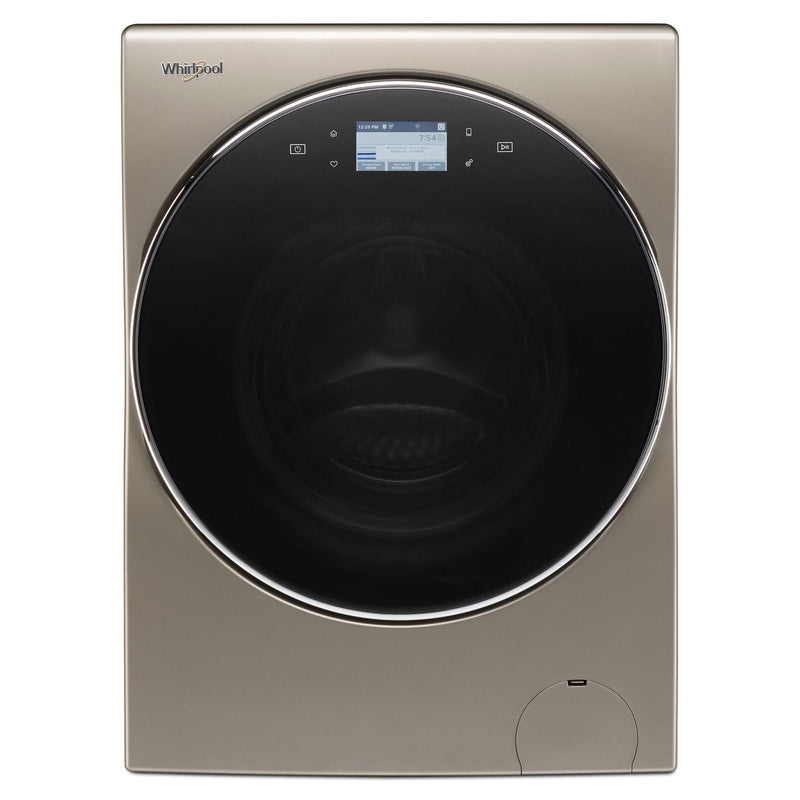 Whirlpool Cashmere Smart All-in-One Washer and Dryer (3.2 Cu.Ft.) - YWFC8090GX