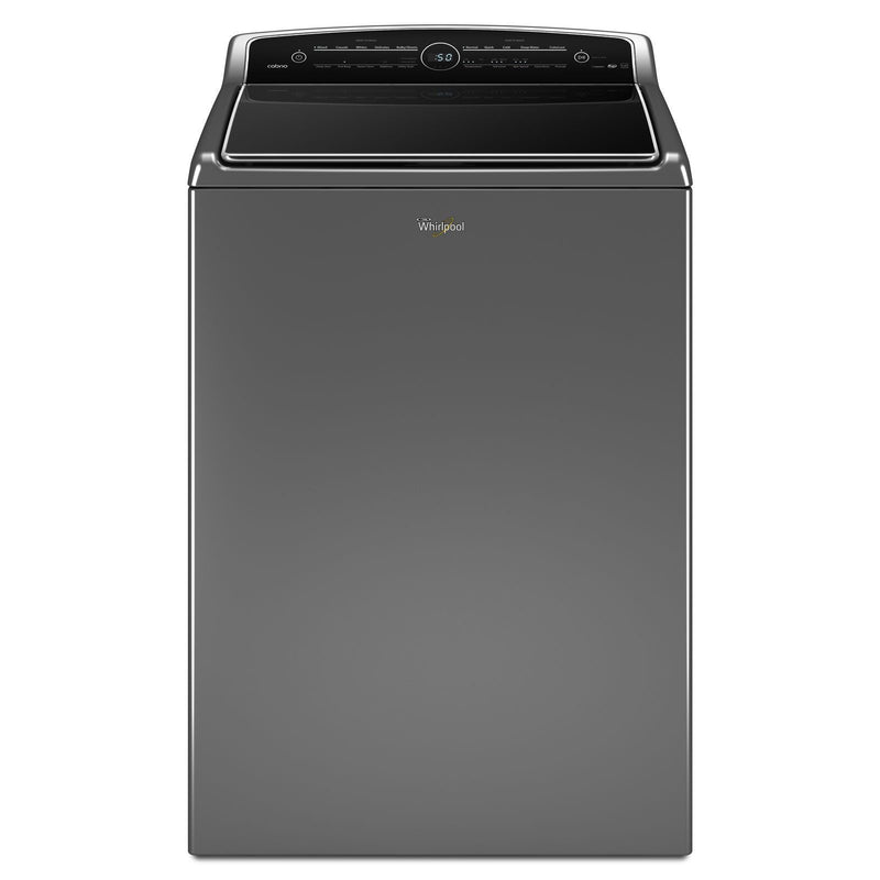 Whirlpool Chrome Shadow Top Load Washer (6.1 Cu.Ft.) - WTW8500DC