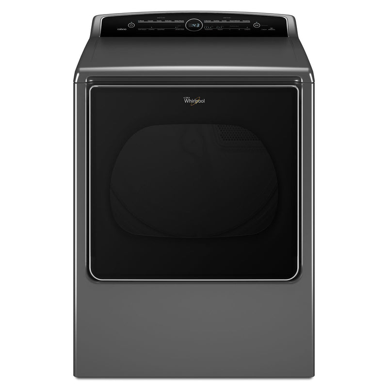 Whirlpool Chrome Shadow High Efficiency Electric Dryer (8.8 Cu.Ft.) - YWED8500DC