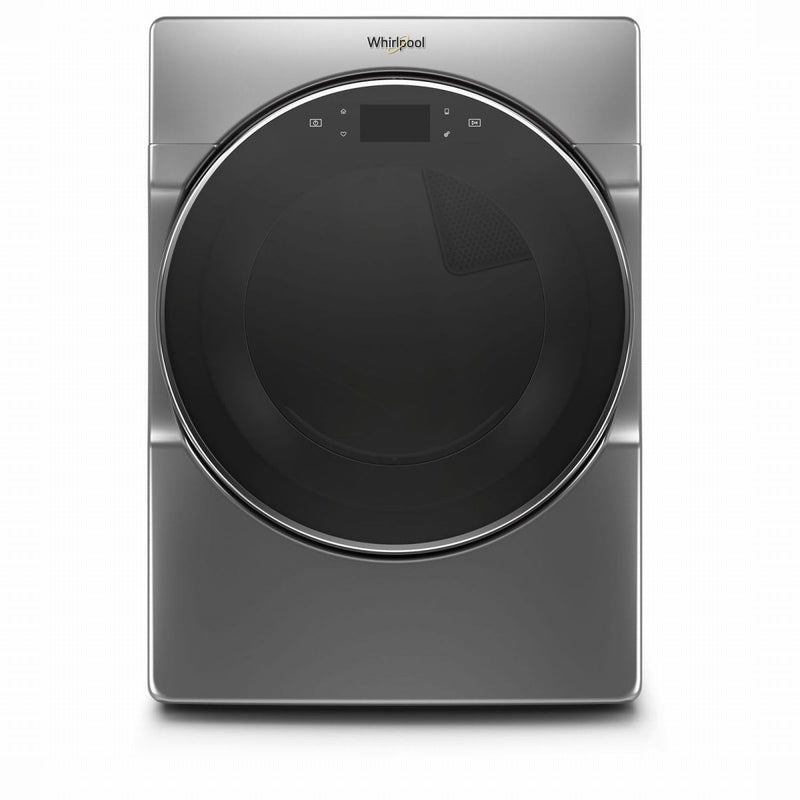 Whirlpool Chrome Shadow Gas Dryer (7.4 Cu.Ft.) - WGD9620HC