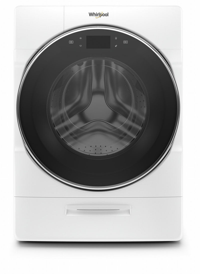 Whirlpool White Front Load Washer (5.8 Cu.Ft.) - WFW9620HW