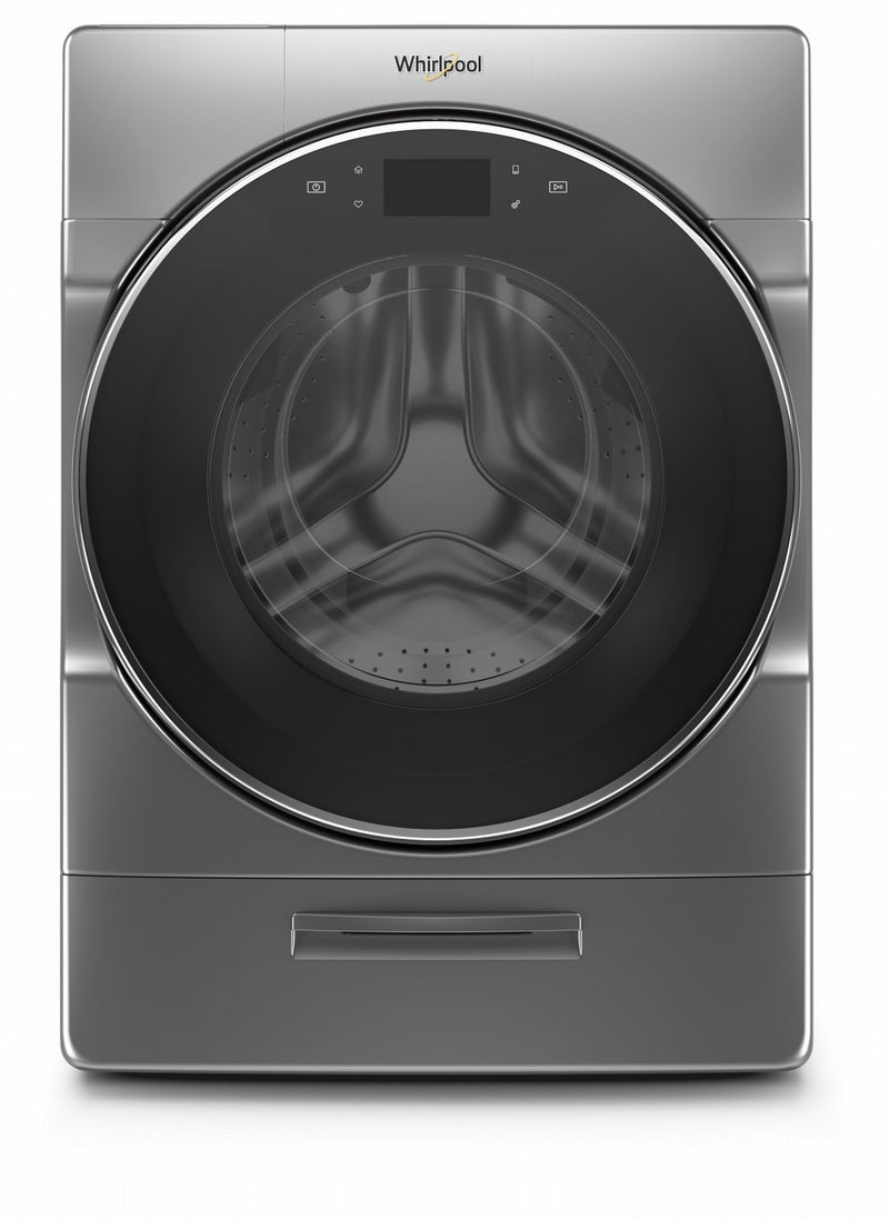 Whirlpool Chrome Shadow Front Load Washer (5.8 Cu. Ft.) - WFW9620HC