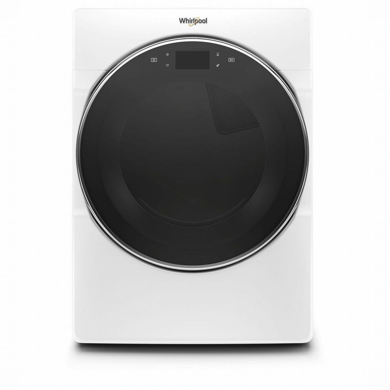Whirlpool White Electric Dryer (7.4 Cu.Ft.) - YWED9620HW