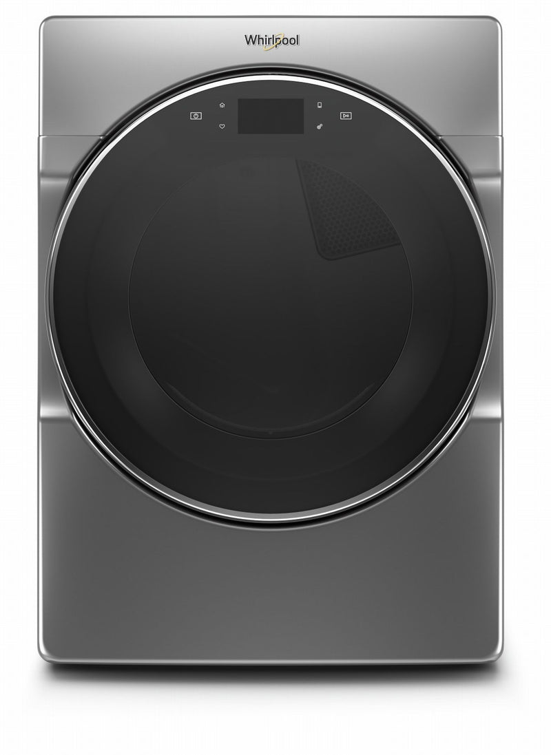 Whirlpool Chrome Shadow Electric Dryer (7.4 Cu.Ft.) - YWED9620HC